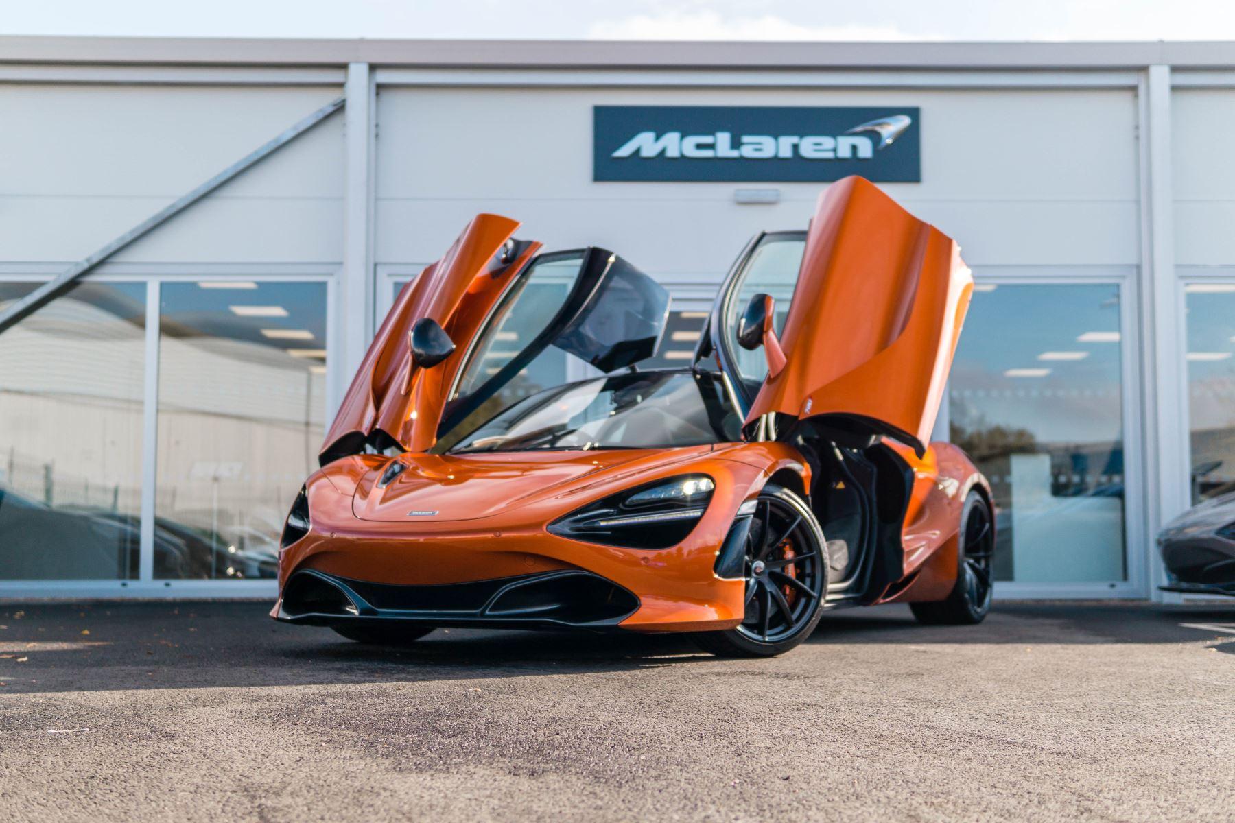McLaren 720S V8 2dr SSG PERFORMANCE image 18